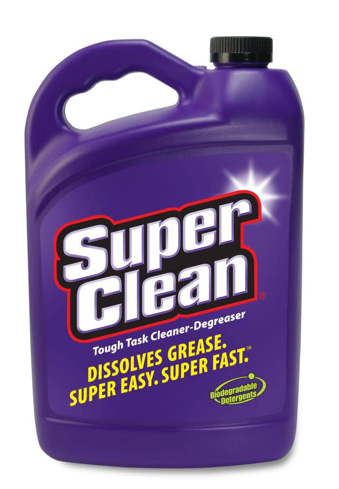 Superclean Tough Task Cleaner Degreaser 1 gal.