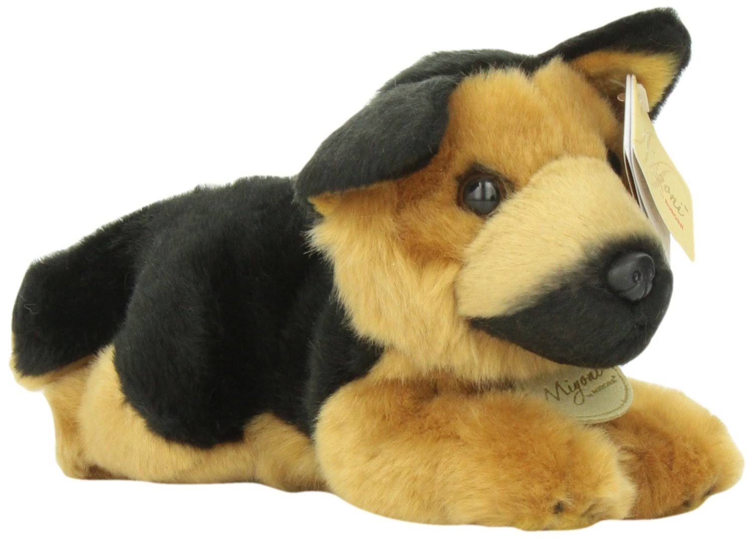 Aurora World Miyoni German Shepherd Plush - 8""