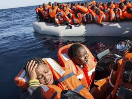 Deadliest Catch Boat Sinks Crew by Refugee Crisis More Than 500 Migrants Rescued In Single Day In