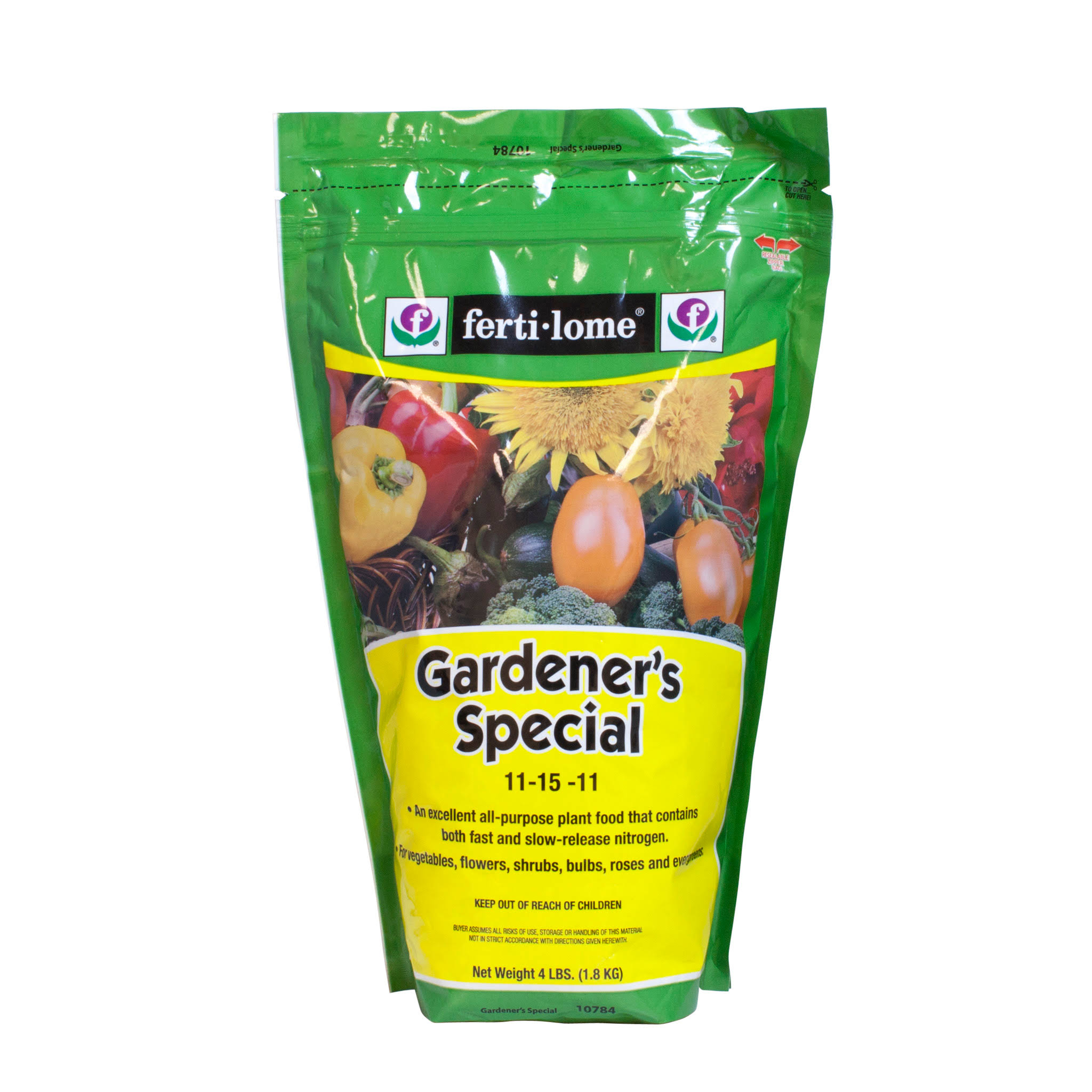Ferti-Lome Gardener's Special Granules Plant Food - 4lbs