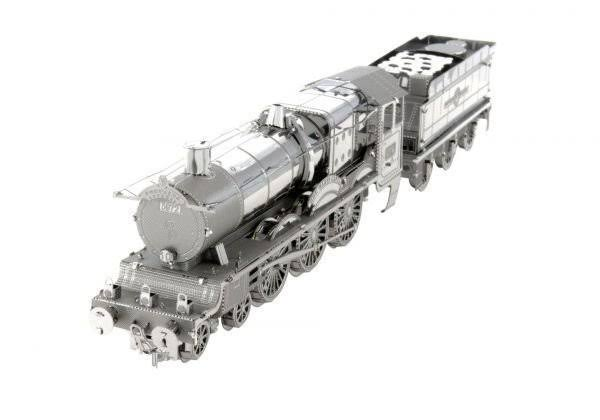Harry Potter Hogwarts Express Train Metal Earth 3D Model Kit