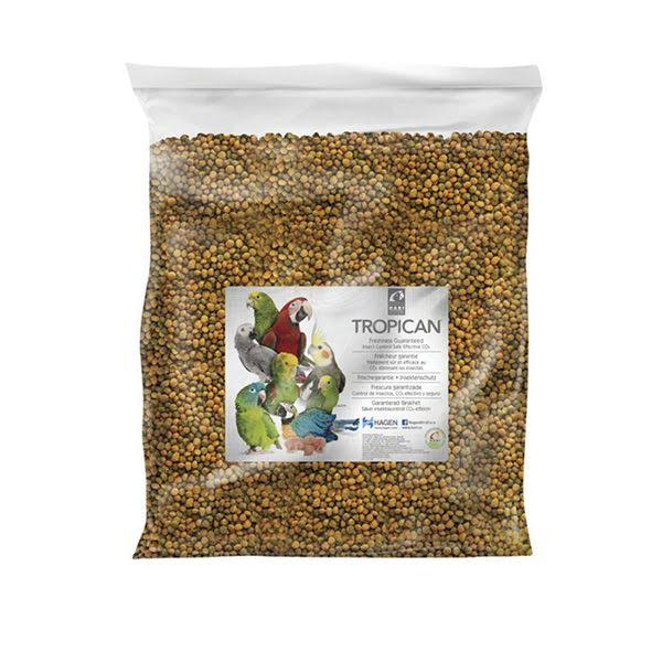 Hari Tropican Lifetime Granules Parrot Food - 8 lb.