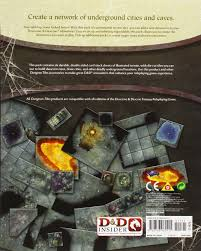 Dungeons And Dragons Tiles Pdf Free by The Urban Underdark Dungeon Tiles Dungeons U0026 Dragons Rpg Team
