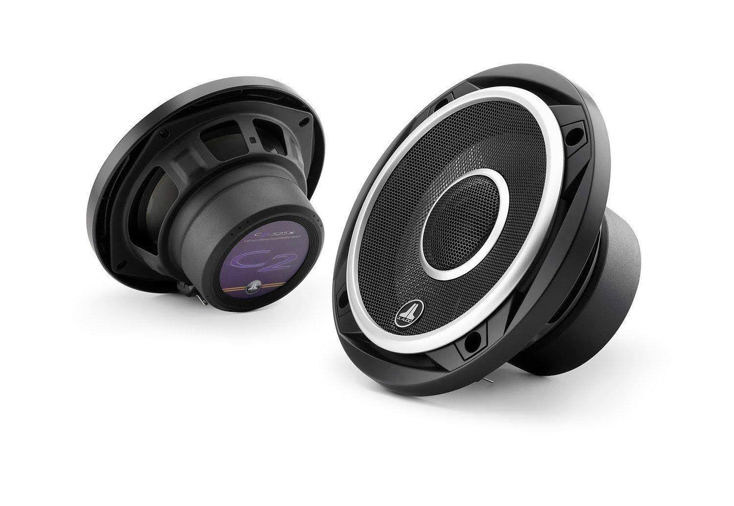 JL Audio C2-525X Evolution Series Coaxial Car Speakers - 5.25""