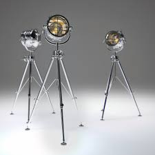 Photographers Tripod Floor Lamp by I3dbox 3d Lamp Model