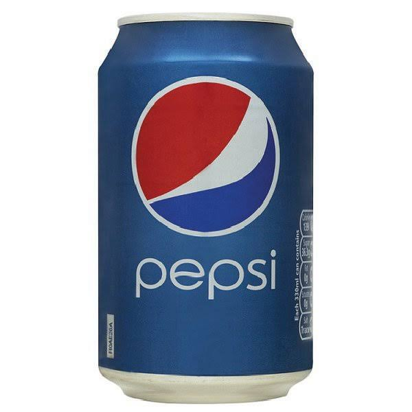 Pepsi Soft Drink Can - 24pk, 330ml