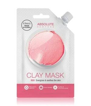 Absolute New York Red Clay Mask