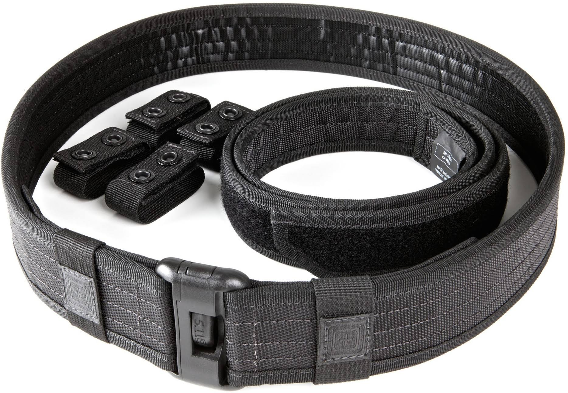 5.11 Tactical Sierra Bravo Duty Belt Kit, Black