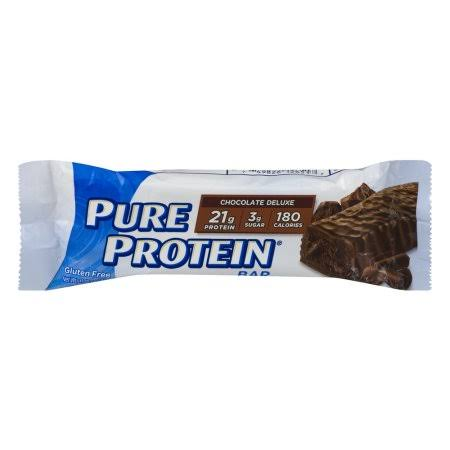 Pure Protein Bar - Chocolate Deluxe