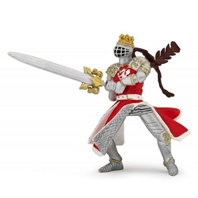 Dragon King with Sword Figure Toy