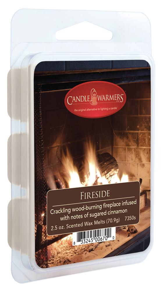 Candle Warmers Fireside 2.5 oz Wax Melts
