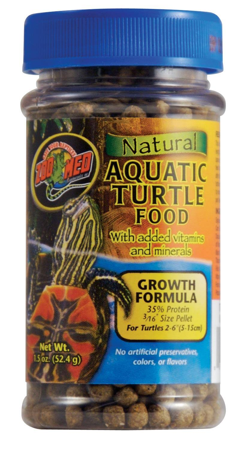 Zoo Med Laboratories Aquatic Turtle Food