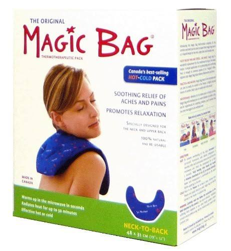 Magic Bag Neck to Back Hot/Cold Pack - 44oz