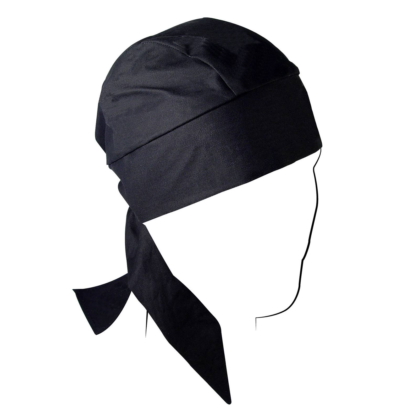 Balboa Headgear Flydanna Deluxe Headwrap - Black