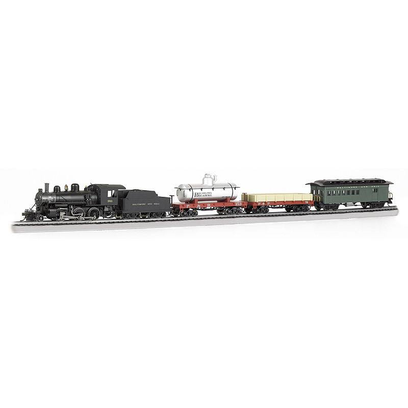 Bachmann Blue Star E-Z App Train Set - HO Scale