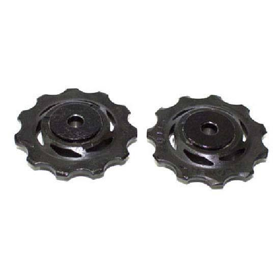 Sram XX and 2008-13 X0 9 and 10 Speed Pulley Kit - Black, 2 Count