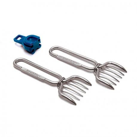 Broil King 64070 Pork Claws - Stainless Steel