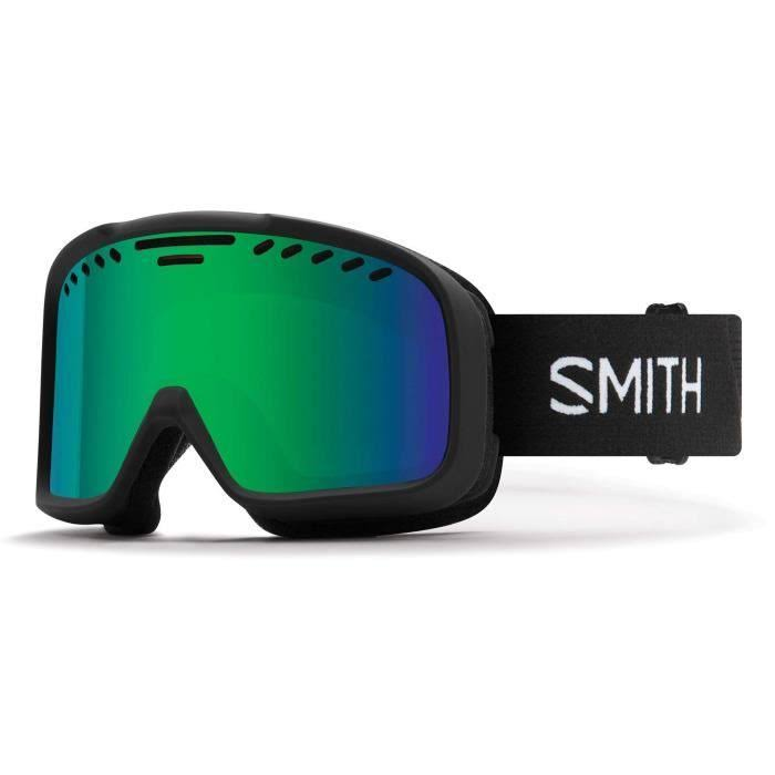 Goggles Smith Project Black