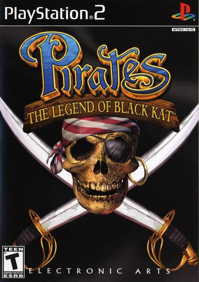 Pirates: The Legend of Black Kat - PlayStation 2