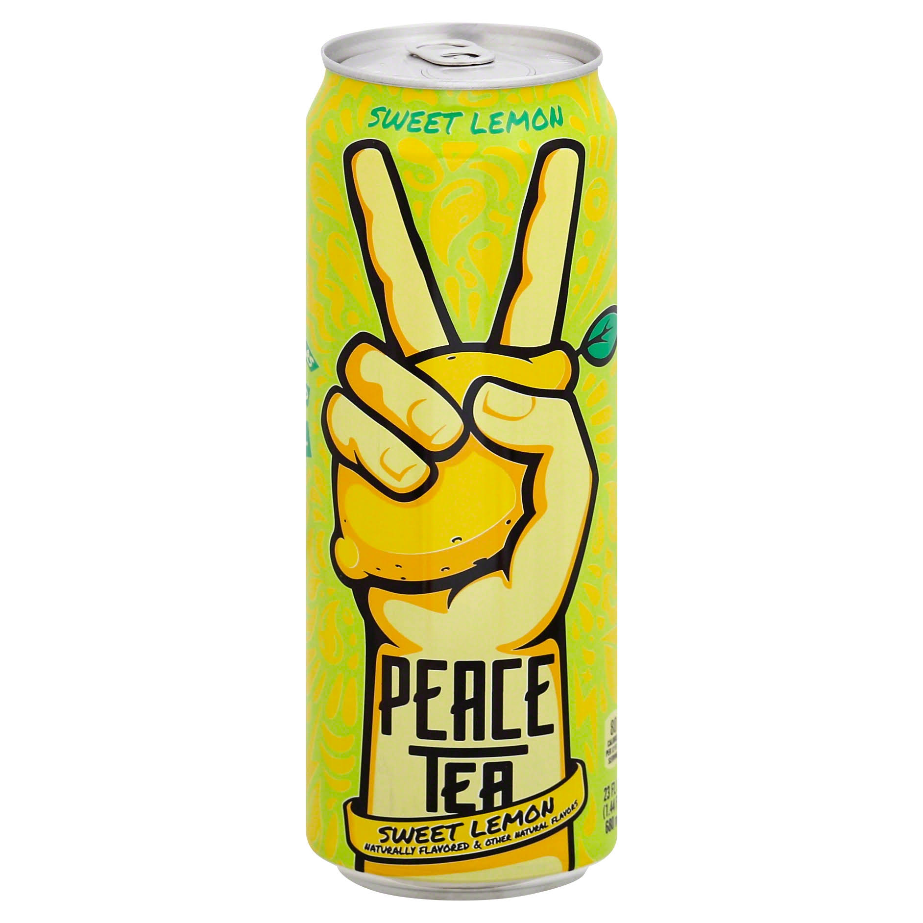 Peace Tea Sweet Lemon Tea - 23oz