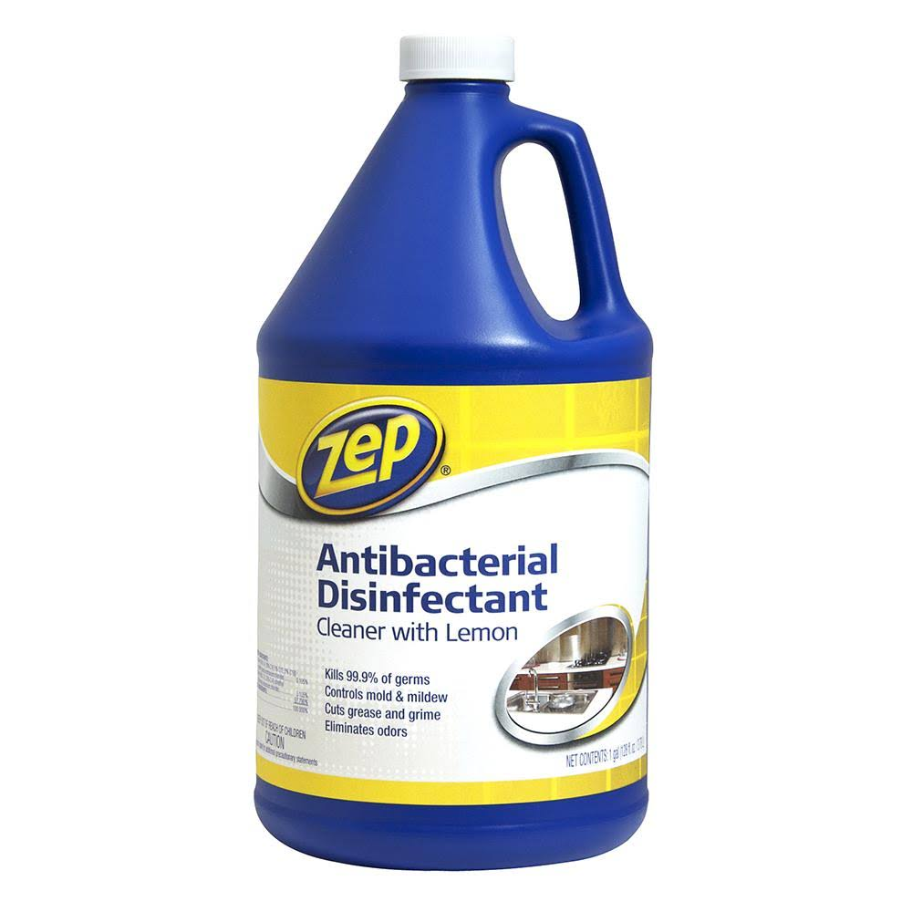 Zep Commercial Anti-Bacterial Disinfectant Cleaner - 1 Gal