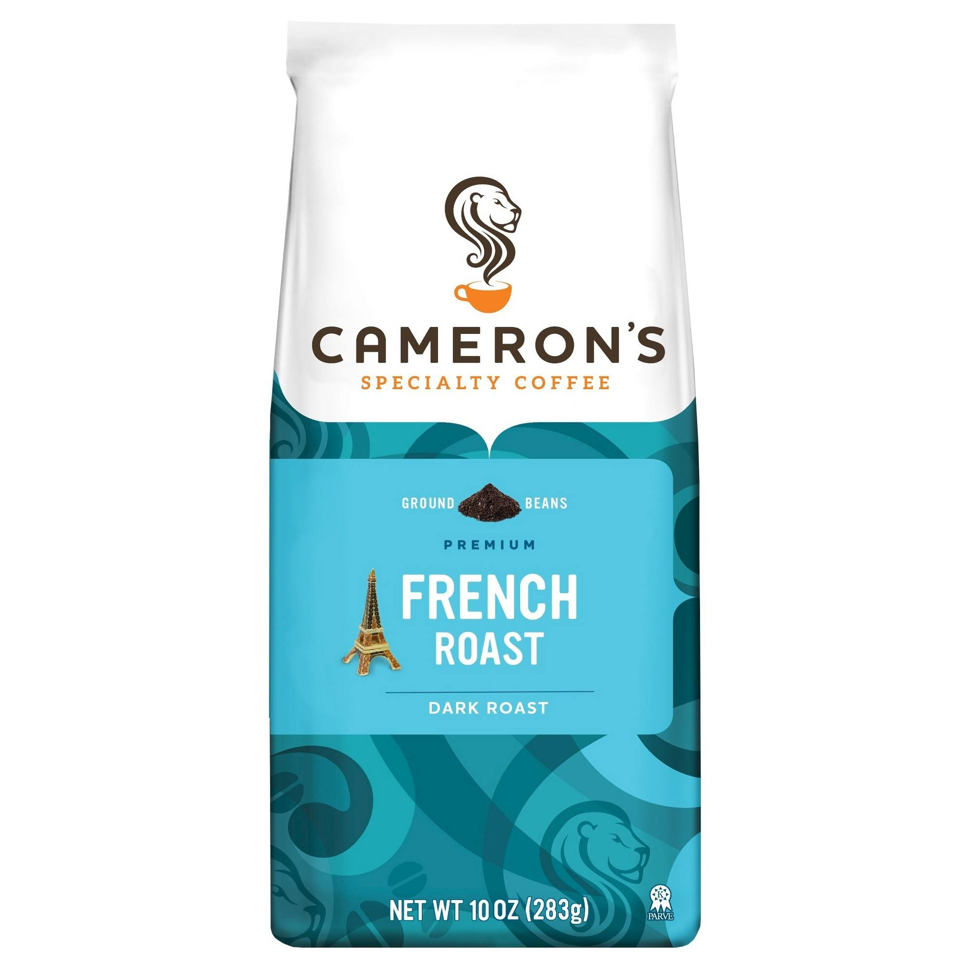 Cameron's Premium French Dark Roast Specialty Coffee - 10oz