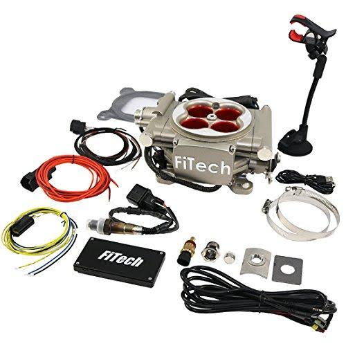 Fitech Fuel Injection 30003 Go Street Efi System - 4000HP
