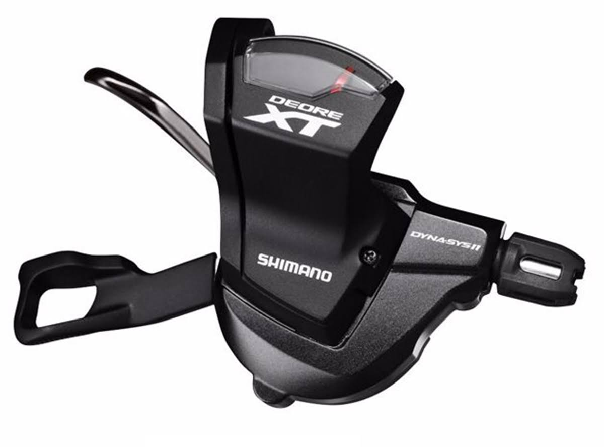 Shimano Deore XT Bicycle Right Shifter - 11 Speed