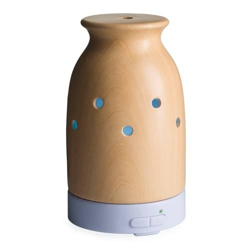 Bamboo Ultrasonic Essential Oil Diffuser