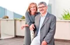 Rosa Díez y Antonio Robles
