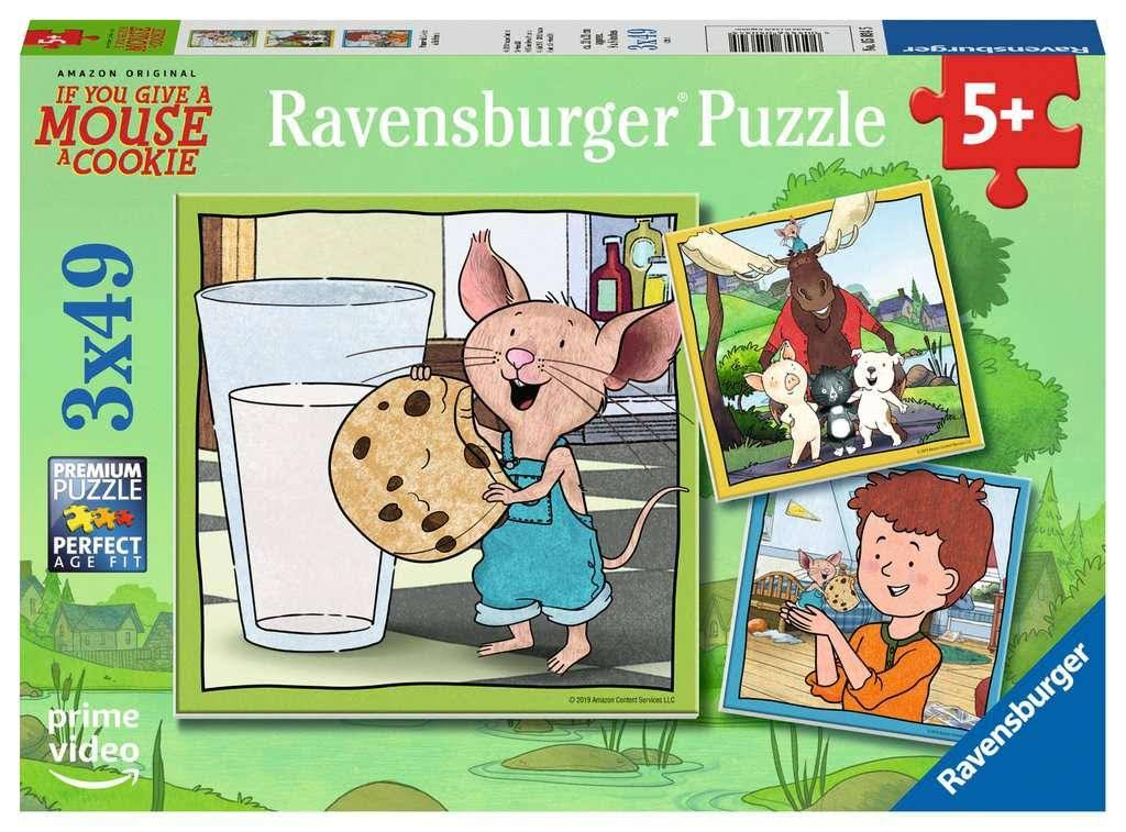 Ravensburger Give A Mouse A Cookie: Mouse and Friends
