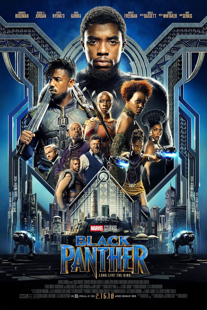 Black Panther (2018) Download Full Movie In HD Through Direct Link-1.2 GB