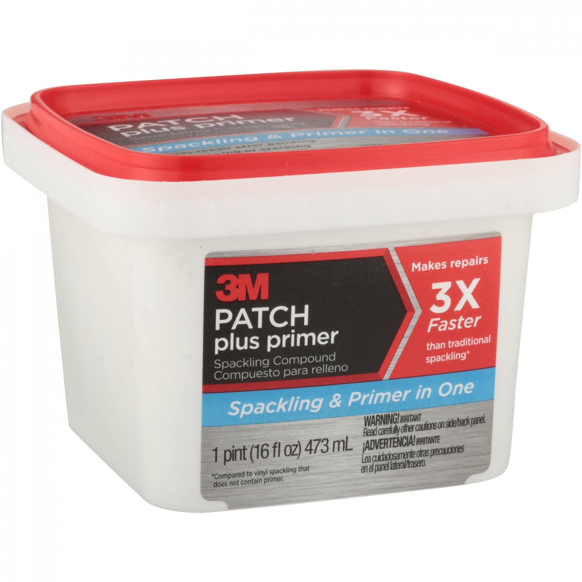 3M Patch Plus Primer Lightweight Spackling - 16oz
