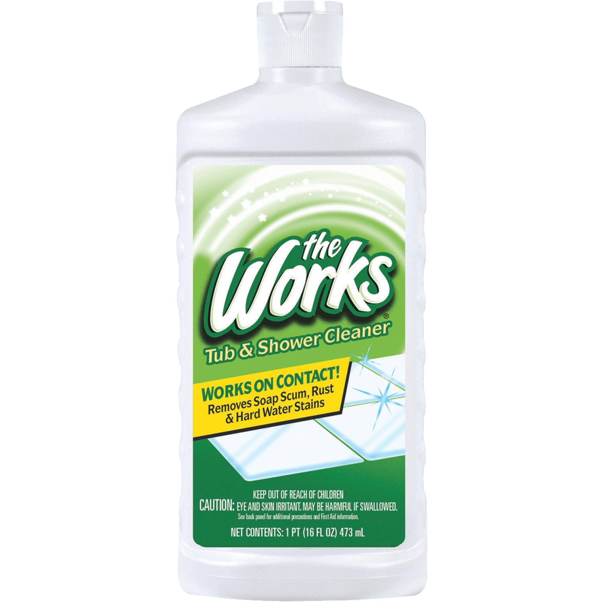 The Works Tub & Shower Cleaner - 16oz