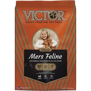 Victor Dog Food Multi-Pro Premium Cat Food - 15lb