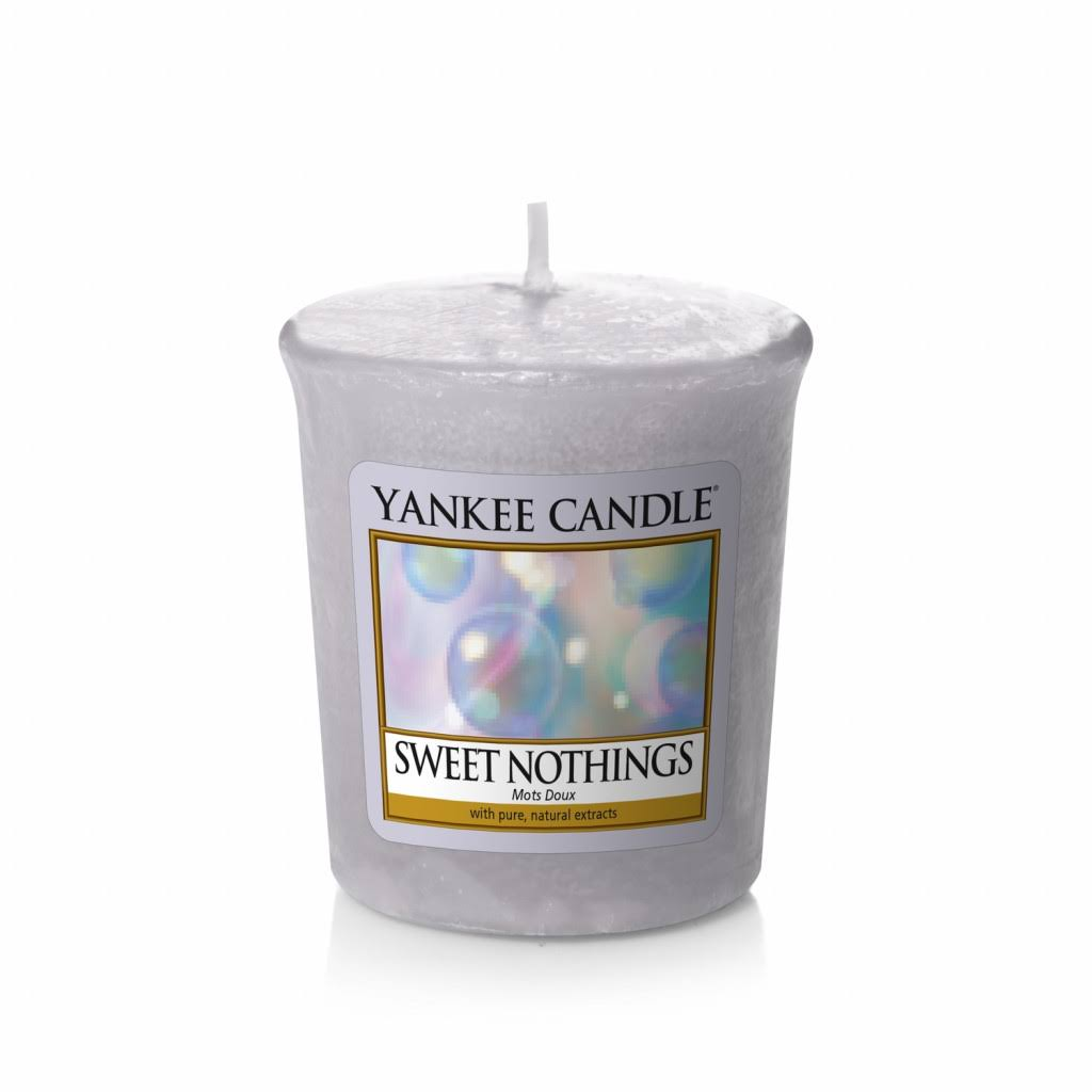 Yankee Candle Sweet Nothings Votive Candle
