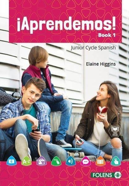 Aprendamos! Spanish Book 1 - Junior Cert