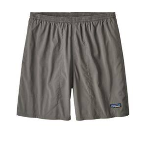Patagonia Men's Baggies Lights Hex Grey L