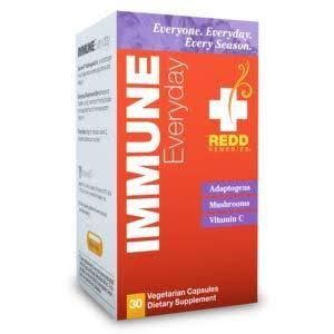 Redd Remedies Immune Everyday - 30 Capsules