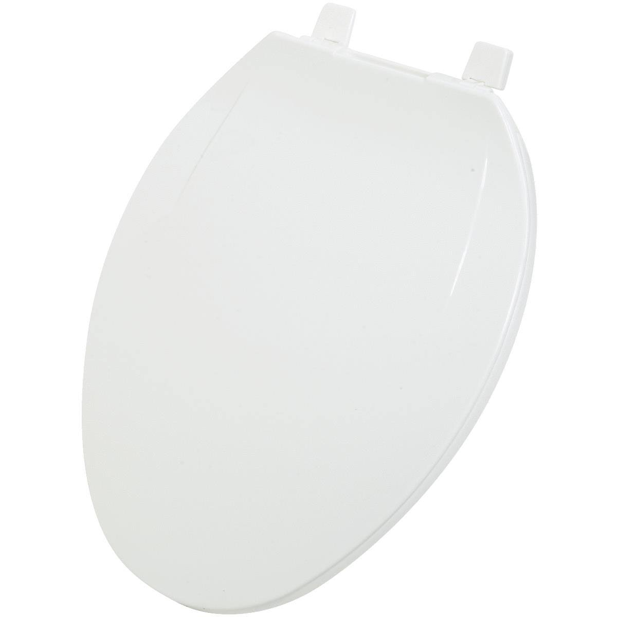 Home Impressions Toilet Seat - Plastic, Elongated