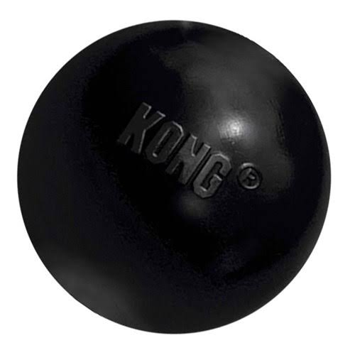 Kong Extreme Ball - Black, Medium