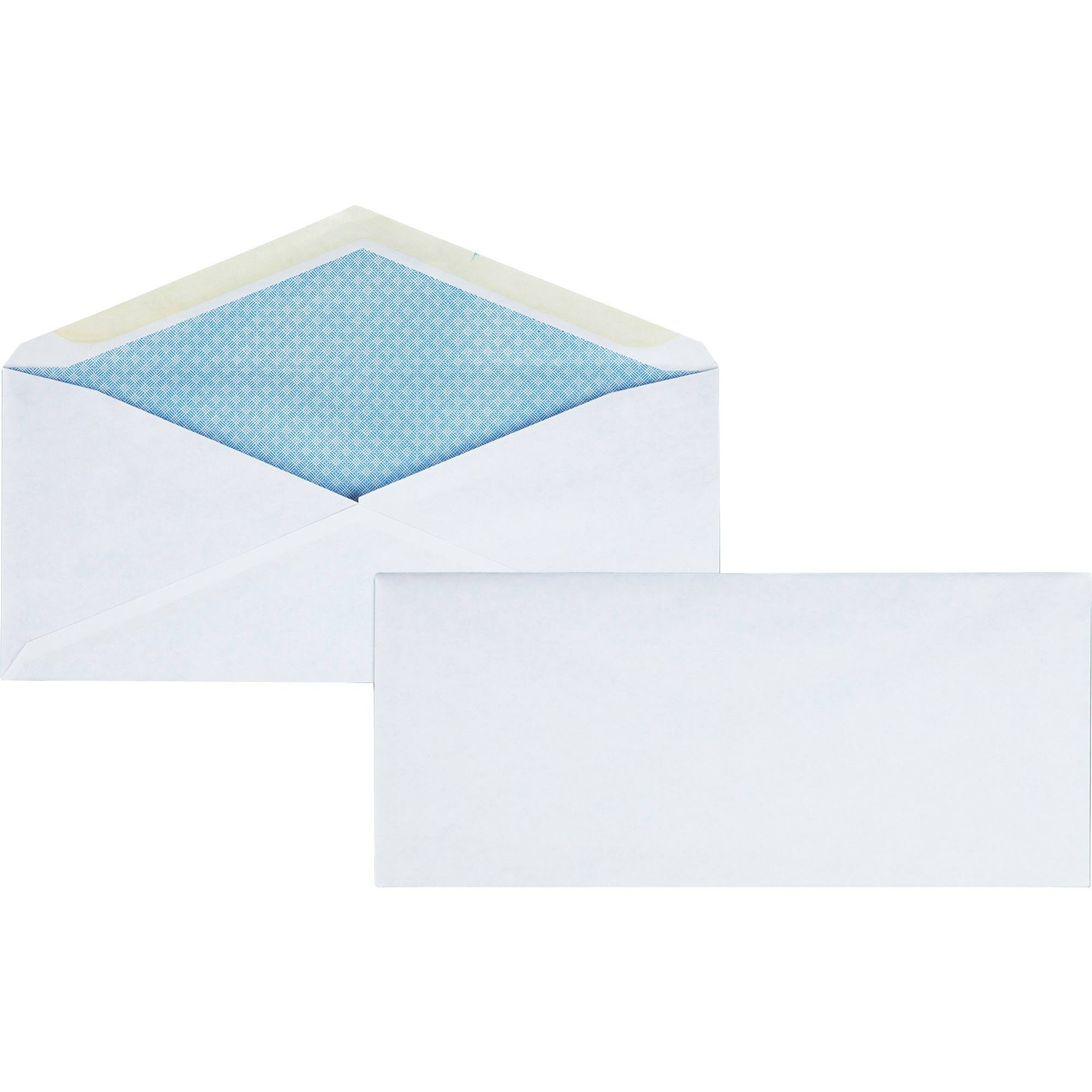 Business Source Security Envelopes - White