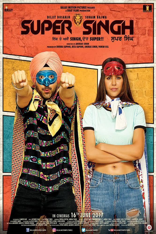 Super Singh Punjabi Movie Download HD DVDRip 720p
