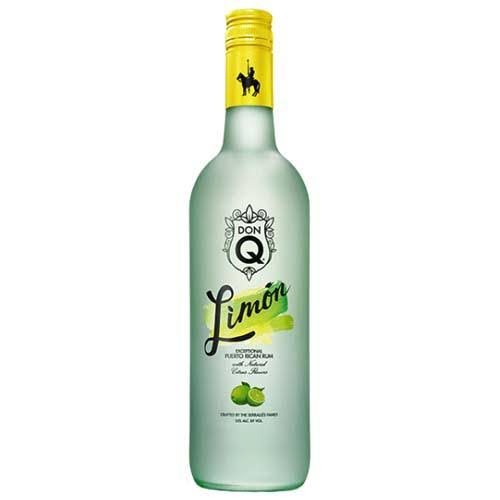 Don Q Limon Rum - 750 ml bottle