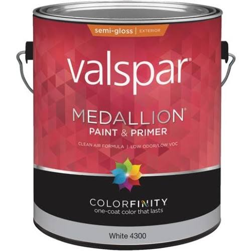 Valspar Medallion Latex Paint - 1gal, White