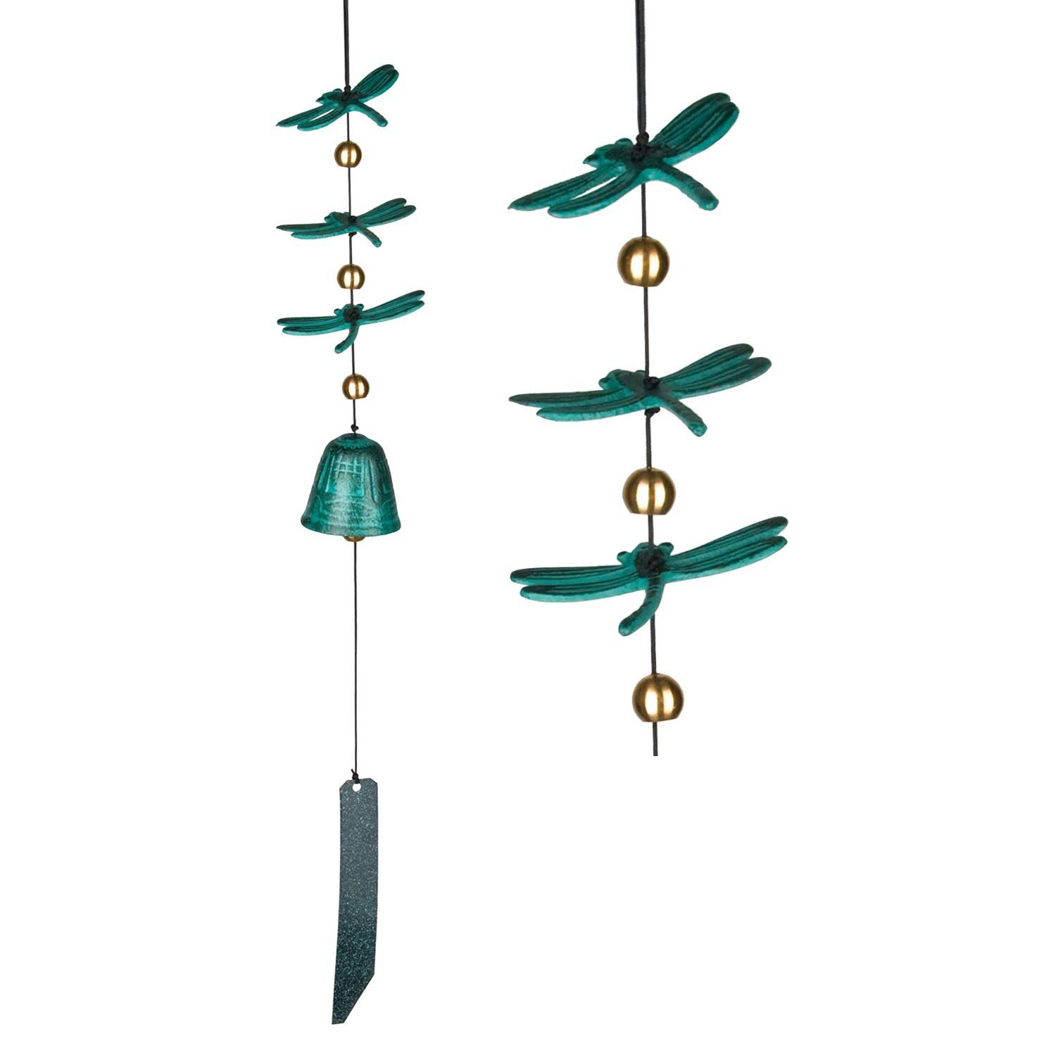 Woodstock Dragonfly Windbell Wind Chime - 20.5""
