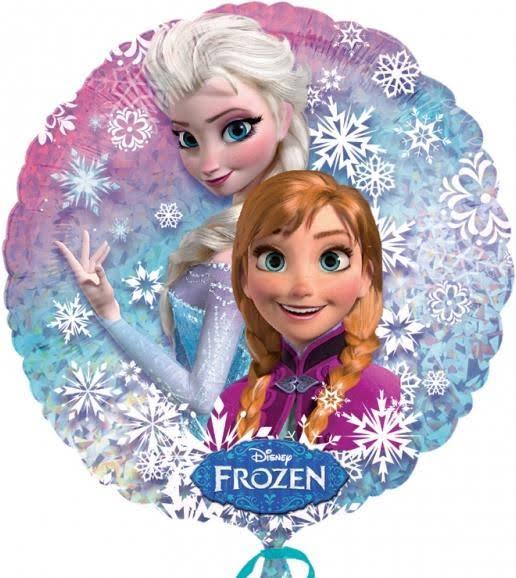 Disney Frozen Princess Helium Foil Balloon