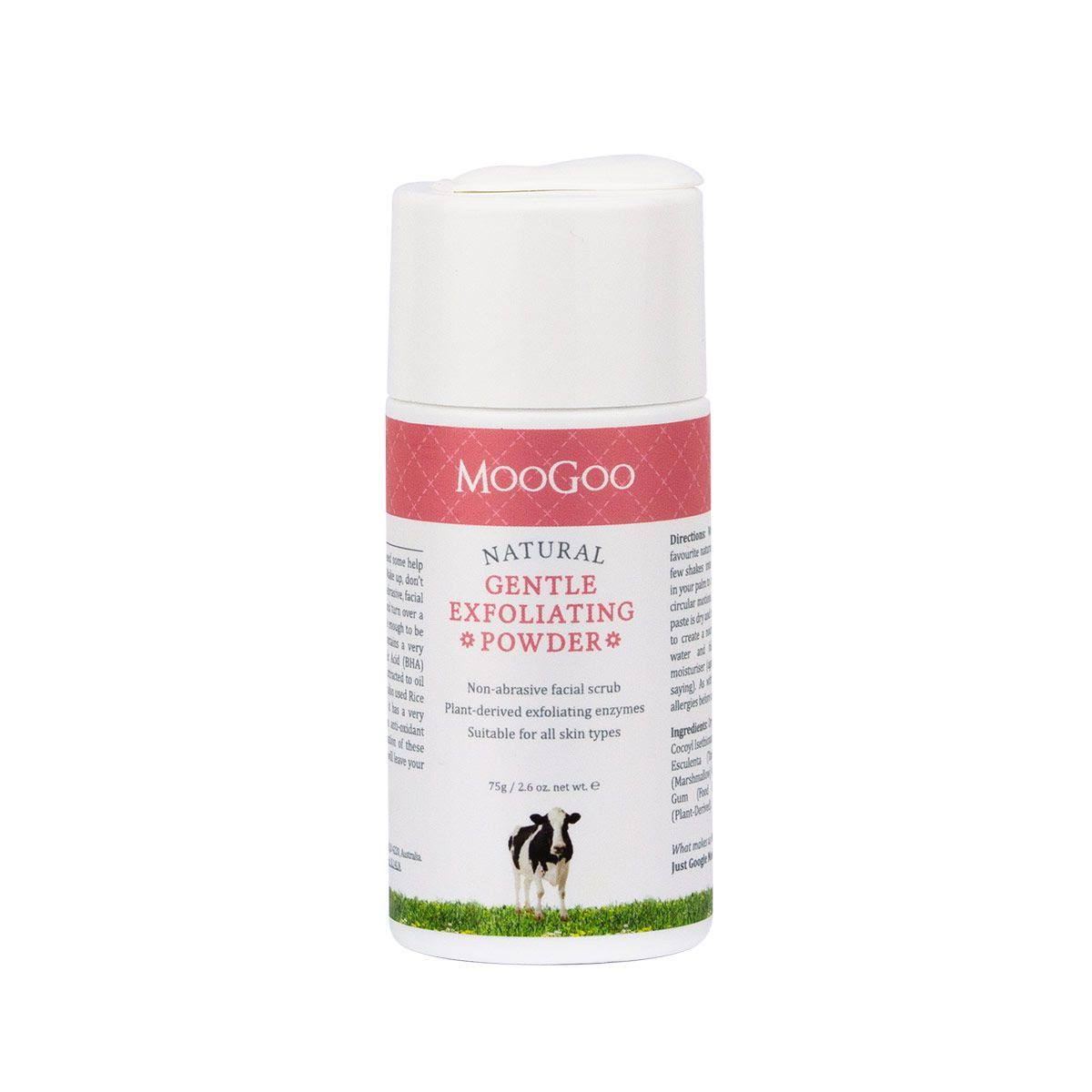 MooGoo Gentle Exfoliating Powder 75g