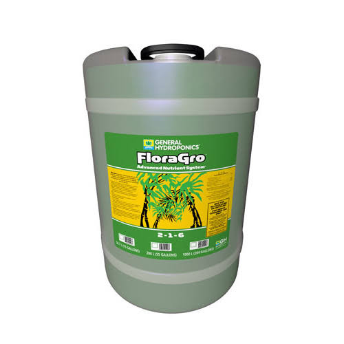 General Hydroponics FloraGro - 15 Gallon
