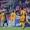 U23 Thái Lan vs U23 Australia: U23 Thái Lan thua ngược Australia